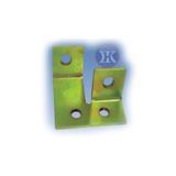 高低压柜体配件 强化GCK端板支架 GGD成套配件 GGD低压配电柜配件 GGD成套电气柜配件 GGD单支架 1KV母排热缩管 冷拔导轨厂家直销